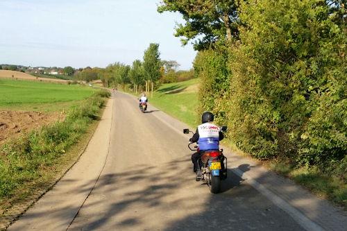 Motorrijbewijspoint Bergen op Zoom examengarantie