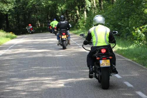 Motorrijbewijspoint Bergen op Zoom motor lesplan