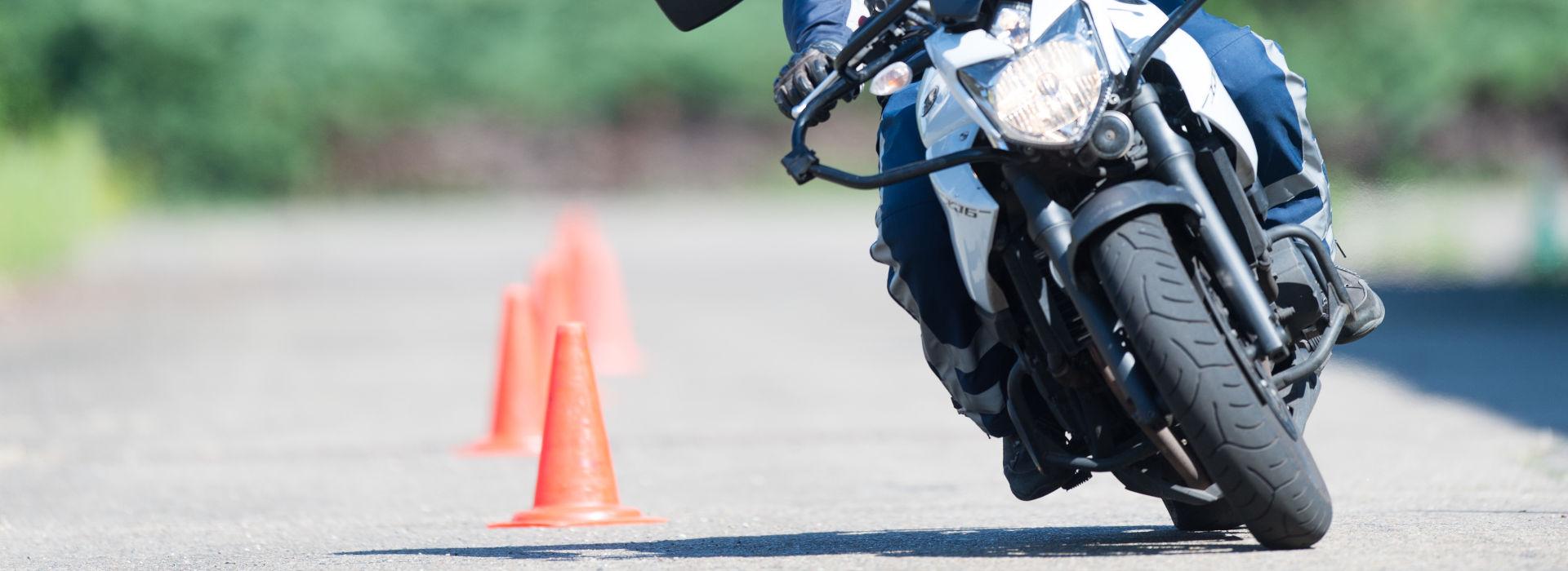 Motorrijbewijspoint Bergen op Zoom motor rijvaardigheid